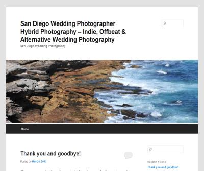 San Diego Wedding Photographer Hybrid Photography