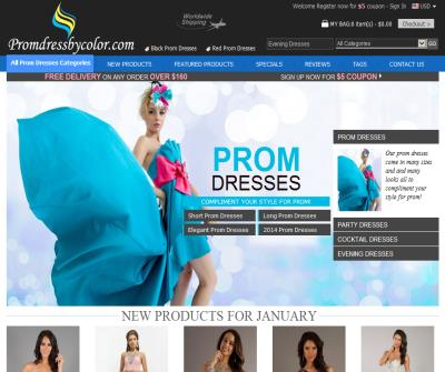 Shop Our Top Designer Red Prom Dresses, Black Prom Dresses & More for Special Oc