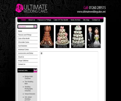 Ultimate Wedding Cakes